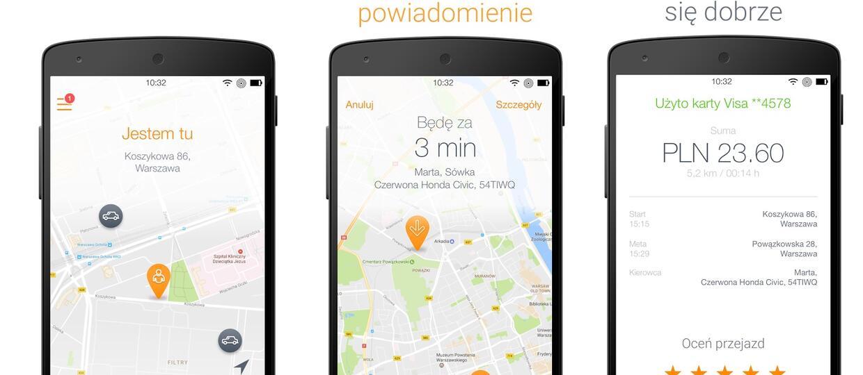 Sówka – polski Uber dla nocnych imprezowiczów