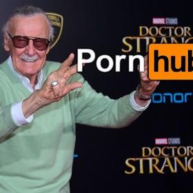 Pornhub uczcił zmarłego Stana Lee