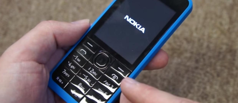 Stara Nokia zatrzymała kulę i uratowała życie