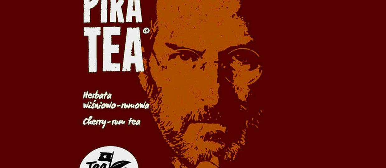 Steve Jobs twarzą polskiej herbaty