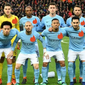 skład Manchesteru City