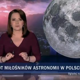 Wpadka w Wiadomościach TVP 1