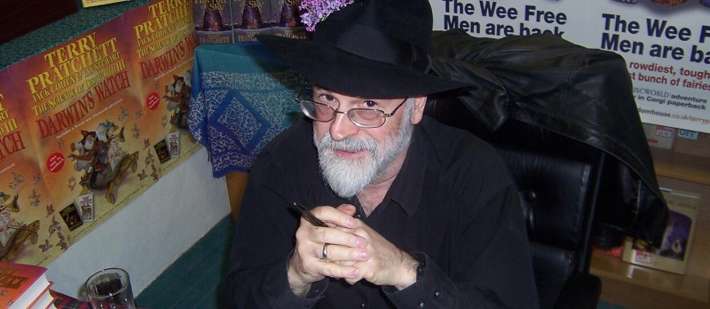 Twardy dysk kontra walec – uszanowano testament Terry'ego Pratchetta