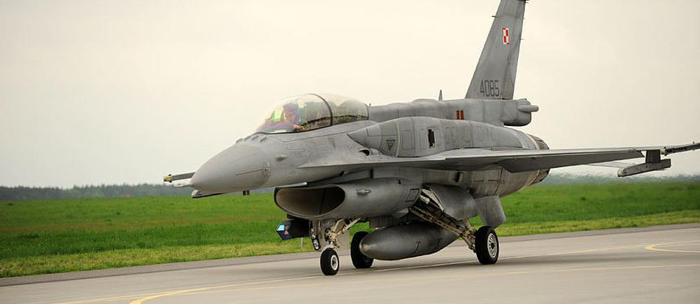 W Bydgoszczy powstaną bomby dla F-16