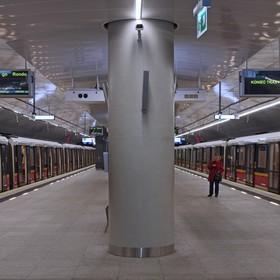 stacja metra Trocka