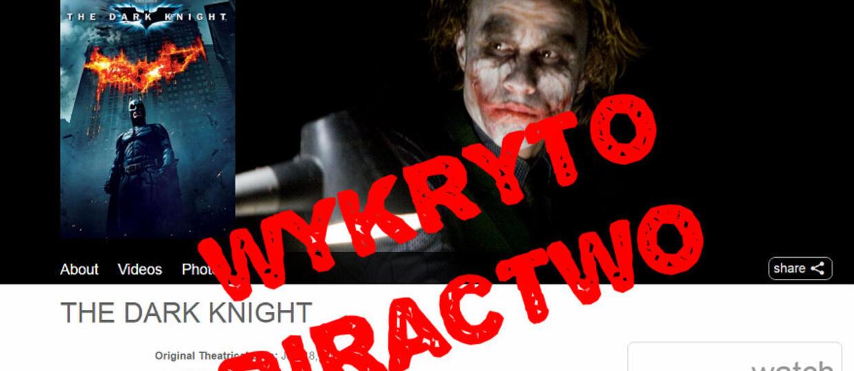 Warner Bros. chciało usunąć się z sieci za piractwo