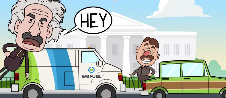 WeFuel: mobilna stacja benzynowa