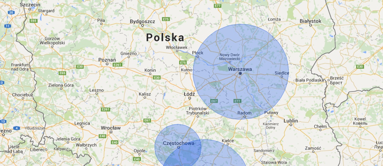 Wojsko zabroniło dronów nad 1/5 Polski