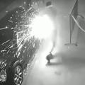 Wybuch e-papierosa poważnie poparzył właściciela