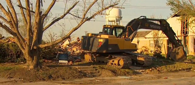 Wyburzyli zły dom z powodu błędu w Google Maps