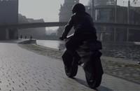 motocykl nera