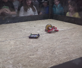 walik robotów