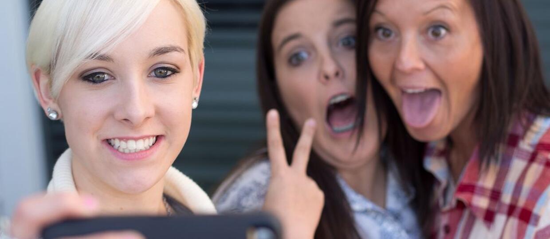 Z selfie można ukraść odciski palców?
