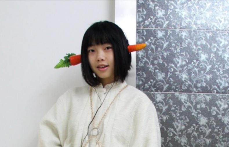10. Crazy Carrot