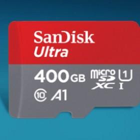 400 GB na karcie microSD - nowy rekord świata