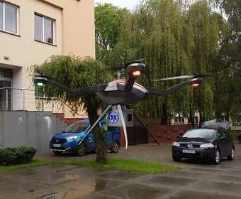 dron Airvein