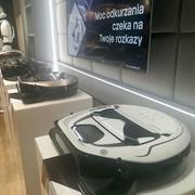 Autonomiczne odkurzacze Samsunga o mocy Mocy