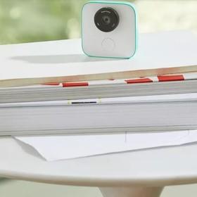 Autonomiczny aparat fotograficzny Google