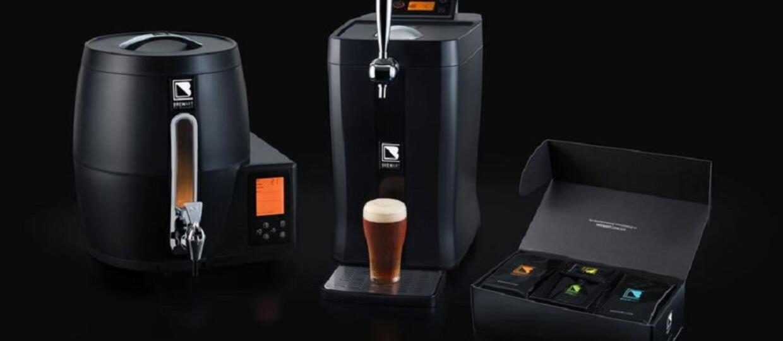Beerdroid uwarzy Wam w domu piwo