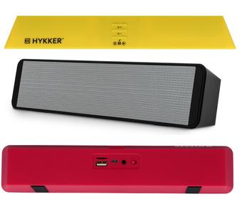Głośniki z Biedronki Hykker Deep Sound Speaker