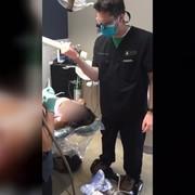 dentysta na hoverboardzie