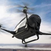 Dron, którym możesz się przelecieć