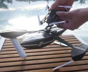 Drony Parrot wyprzedawane w Biedronce