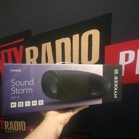 Głośnik BT Hykker Sound Storm z Biedronki – warto kupić?