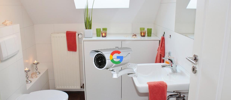Google chce obserwować Cię w łazience