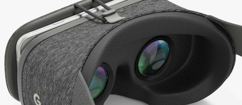 Google Daydream - ubieralny zestaw VR