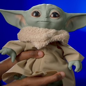 pluszak Baby Yoda