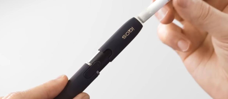 IQOS to e-papieros korzystający z prawdziwego tytoniu