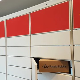 automat paczkowy Poczty Polskiej