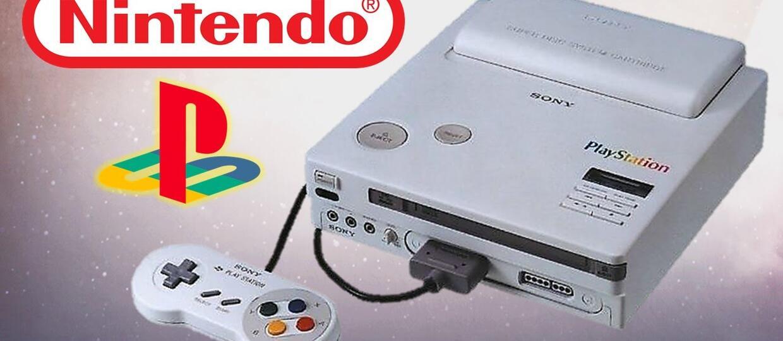 Jak miało działać Nintendo Play Station?