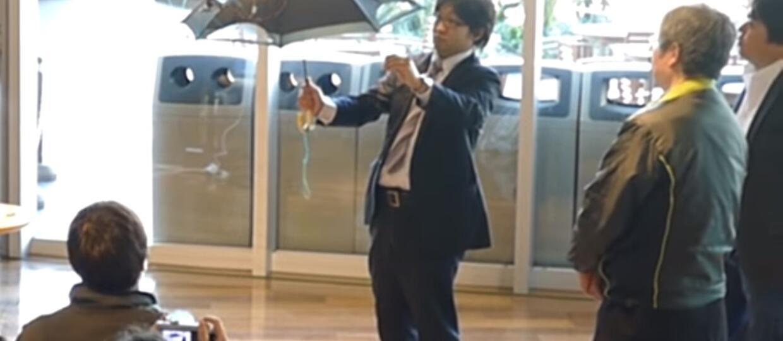 Parasolka dron
