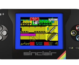 Kieszonkowe ZX Spectrum do gier