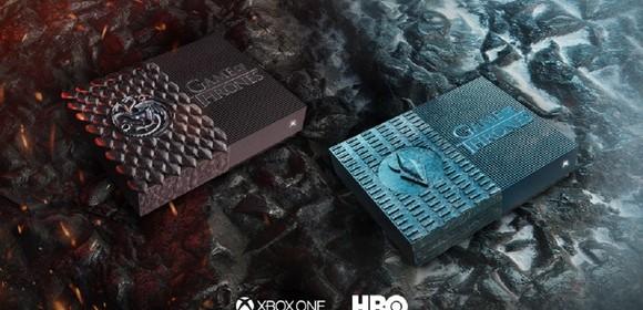 Xbox One S Gra o Tron