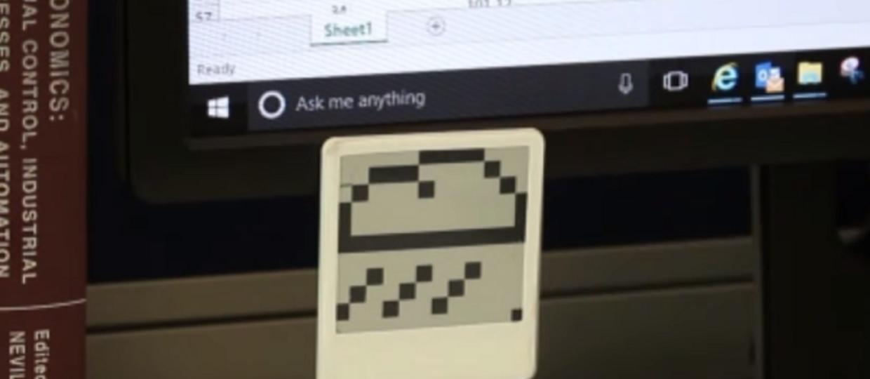 Microsoft stworzył karteczki Post-It z e-papieru
