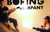 Miotacz ognia dla każdego - najnowszy pomysł Elona Muska