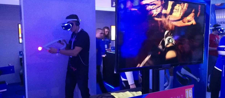 PlayStation VR oficjalnie w Polsce