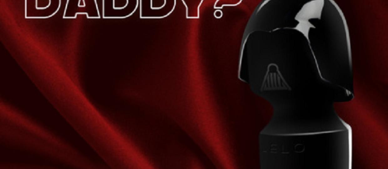 """Poczuj Moc przeżyć dzięki seksgadżetom """"Star Wars"""""""