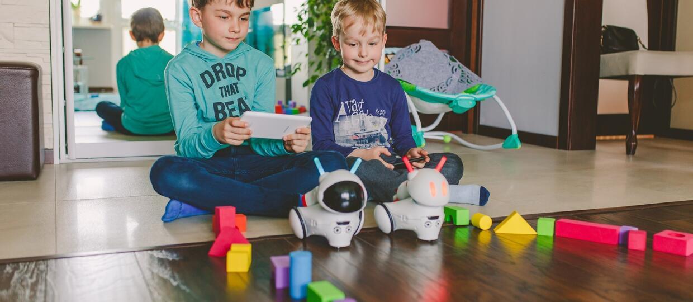Polska zabawka uczy się razem z dzieckiem