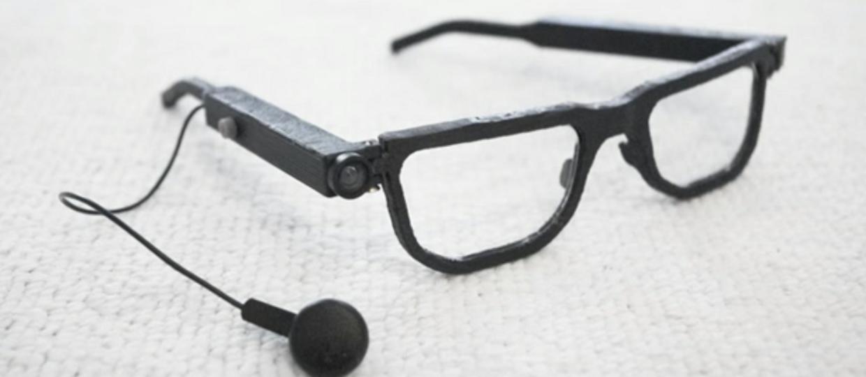 Polskie okulary Parsee pomogą niewidomym