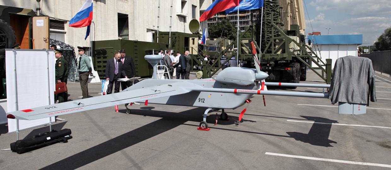 Rosjanie wysyłają nad Polskę szpiegowskie drony
