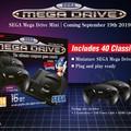 Sega Mega Drive Mini – retrokonsolka z 40 grami