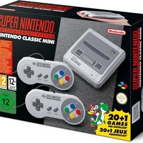 Sklep chce dopłaty do już sprzedanych konsolek SNES mini