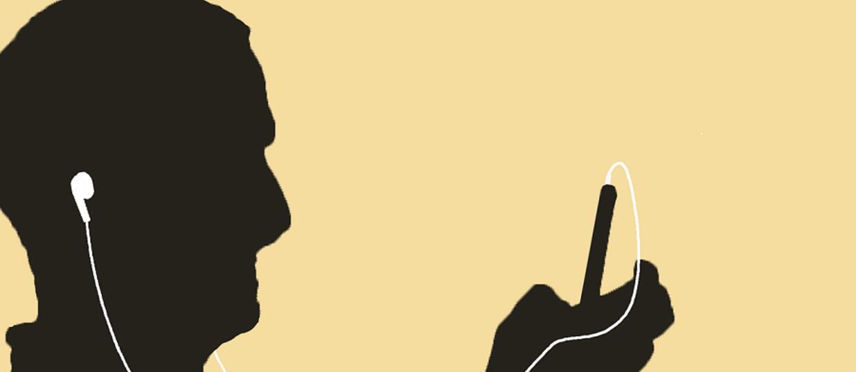 Słuchawki rozpoznają użytkownika po uszach