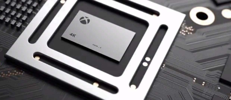 Xbox Scorpio odpowiedzią na PlayStation 4 Pro