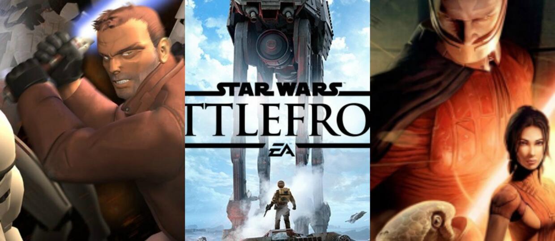 """10 gier ze świata """"Gwiezdnych wojen"""", w które musisz zagrać"""