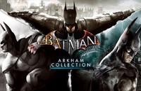 Barman Arkham Collection
